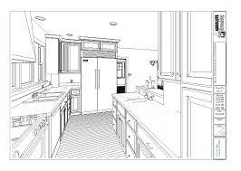 Kitchen Floor Plan Designer Westchester Kitchen Renovaton Floor Plan Design 3ds Views