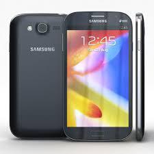 Samsung Galaxy Grand I9082 Black 3D ...