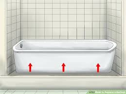 bathtub with built in steps image titled replace a bathtub step 2 bathtub with built in bathtub with built in steps