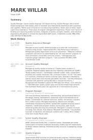 Quality Assurance Resume Awesome Best Programmer Resume Lovely