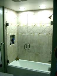 tub and shower doors encore glass shower door handles tub and shower doors home depot bathtub