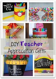 diy teacher gifts teacher appreciation day ing up soon