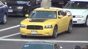 2006 Dodge Charger Daytona Drag Race Quarter Mile - YouTube
