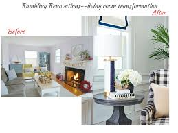 One Room Living Space Inspiration Overload One Room Challenge Reveal Day Confettistyle