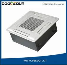 coolsour carrier fan coil horizontal or vertical expose type fan coil