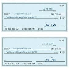 Cheque Template For Word Magdalene Project Org
