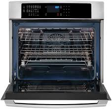 30 electric single wall oven with iq touch controls ei30ew35ps electrolux appliances