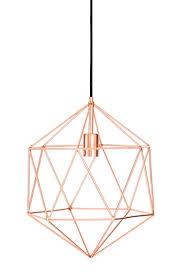 great gold geometric pendant light 9000 lighting modern