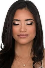 glam bridal makeup tutorial bykatiness
