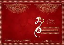 Free Invitation Background Designs Indian Wedding Invitation Background Designs Free Download