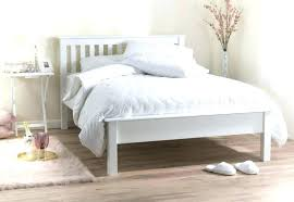 Ikea White Bed Bed Frames White White Bed Frame Double Bed Frame ...