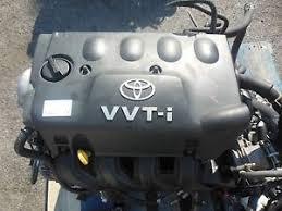 00 05 Toyota Echo Yaris 1NZ-FE VVTi Engine Scion XB 1NZFE Engine ...