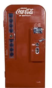 Antique Vending Machines Amazing Coca Cola Vending Machine Kansapedia Kansas Historical Society