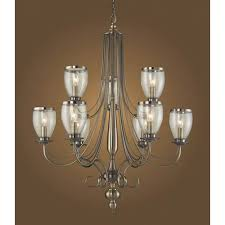 yorkshire manor nine light antique colonial chandelier