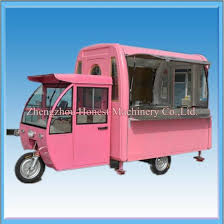 Mobile Ice Vending Machines Custom China Mobile Snack Food Hamburger Ice Cream Trailer For Sale