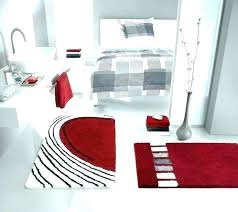 red rugs for bathroom pretty red and gray bathroom rugs red and gray bathroom black and red rugs for bathroom
