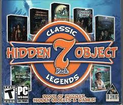 These are hidden object puzzle adventures, match 3, brain teasers, free to play, search & find games and others. Dark Asylum Bigfoot Chasing Shadows Hidden Object 7 Pack Pc Game New 811002011686 Ebay