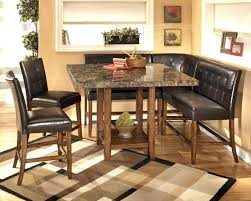 round kitchen table with bench seating small kitchen tables sets chandelier double drawer espresso kitchen table