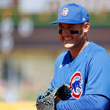 Cubs' Anthony Rizzo says enough ...