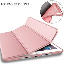 zoyu pu leather case cover for apple ipad pro 10 5 case with stand tablet case leather case for ipad 10 5 inch