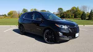 Review 2020 Chevrolet Equinox Lt 2 0t Wheels Ca