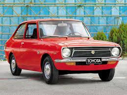 Toyota 1000 - 1974 | Toyota | Pinterest | Toyota, Cars and ...
