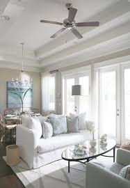 small neutral coastal interiors