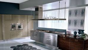 pedini s outline turns the kitchen on its