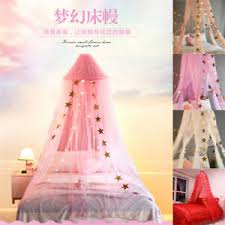Bed Cover Dome Ceiling Bed Canopy Princess Queen Mosquito Net Bed ...