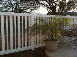 Fence Installation Repair Vinyl Fence Oklahoma City Fence