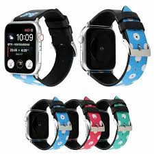 Apple Watch 4 Band Compatibility Chart Details About Cute Minnie Mouse Leather Sport Band For Apple Watch Series 5 4 3 2 Wrist Strap