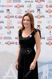 Giffoni Valle Piana, Sa, Italy - July 27, 2019 : Lucia Borgonzoni..