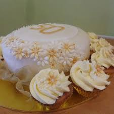 50th Wedding Anniversary Cake The Great British Bake Off