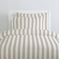 taupe stripe duvet cover ideas collection tan and white striped duvet cover