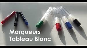 Marqueur Tableau Blanc - YouTube