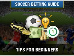 A Beginner's Guide To Online Soccer Betting