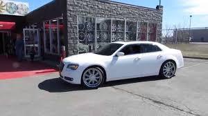 chrysler 300 2015 white. hillyard rims lions 2014 chrysler 300 s riding on 22 inch custom chrome rimsu0026tires deep lip youtube chrysler 2015 white