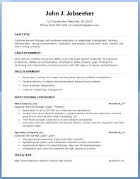 Resume Templates Free Custom Resume Ms Word Format Esdcubaco