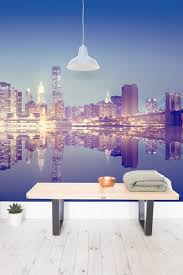 New York Bedroom Wallpaper 17 Best Images About New York Wallpaper Murals On Pinterest