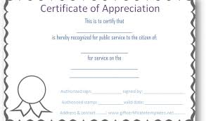 Certificate Of Appreciation Templates Free Download Best Certificate Templates Free Download Free Sample Certificate