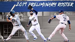 Okc Dodgers Release 2019 Preliminary Roster Oklahoma City