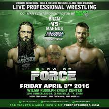 Gfw- Global force wrestling - Posts