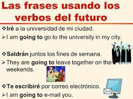 Image result for verbos en futuro