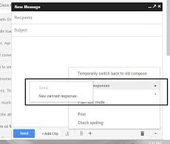 Save Email Template How To Set Up Email Templates In Gmail Flashissue Blog