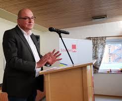Peter Moll (SPD) einstimmig zum Landratskandidaten  nominiert Landkreis Donau-Ries-Aktuell