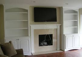 affordable fireplace design ideas with side built in custom fireplace  bookshelves around fireplace amazing bookshelves around with custom built  ins around ...