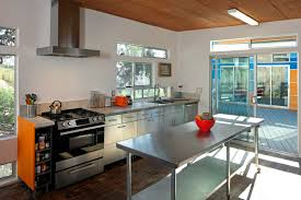 Work Table For Kitchen Modern Stainless Steel Kitchen Island Kitchen Stainless Steel Top