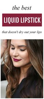 The Must Have Liquid Lipstick For