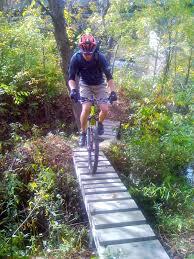 mountain biking in maine