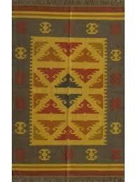 jute area rugs 10x14 natural fiber in southwestern gold brown wool rug
